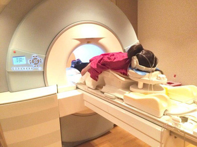 Breast MRI machine