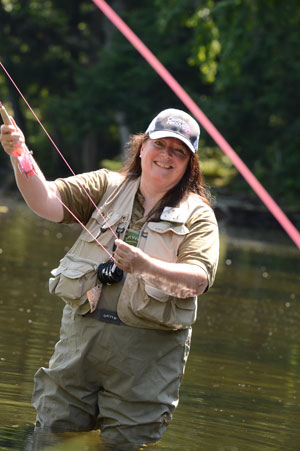 Dr. PR Kennedy Fly Fishing